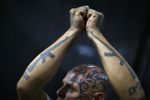 Луис Альфонсо и его татуировки